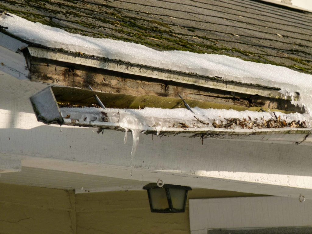 Damaged Gutters