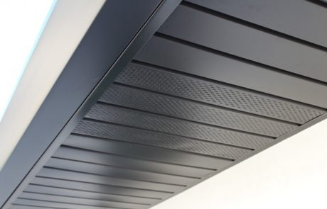 vented soffit