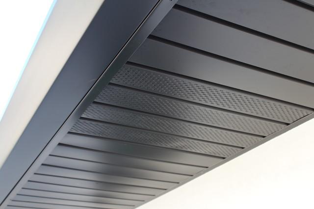 Aluminium Fascias Amp Soffits The Aluminium Guttering Company